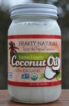 Hearty Naturals Coconut Oil 99x151